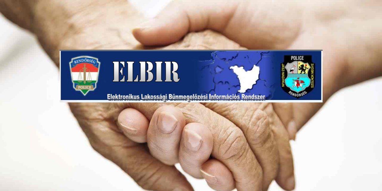 Idősek világnapja – ELBIR különszám