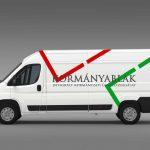Mobilizált Kormányablak Ügyfélszolgálati menetrend